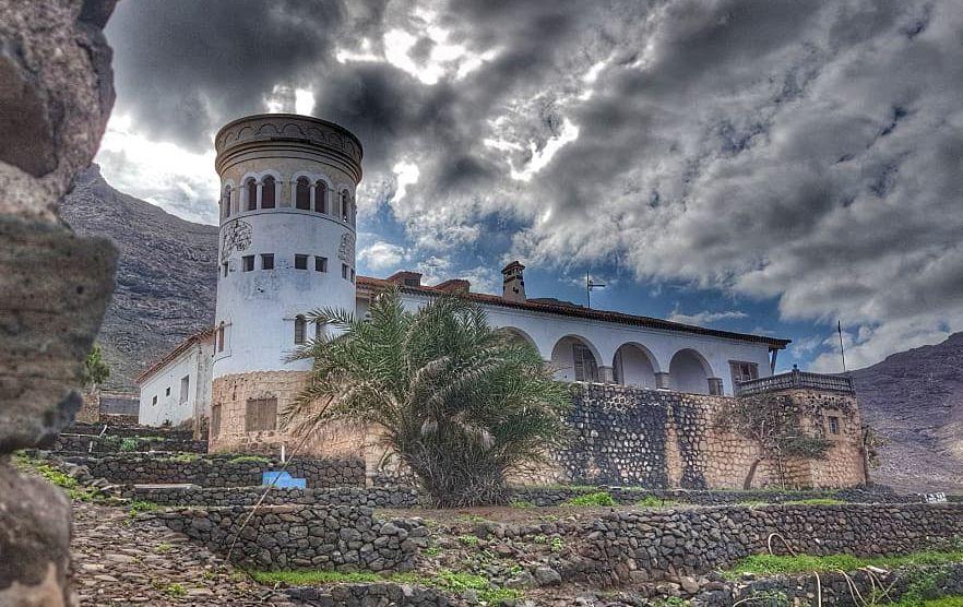 Die Villa des deutschen Ingenieurs Gustav Winter auf der Insel Fuerteventura... - Bildquelle: Licensed by DCD Rights Ltd.