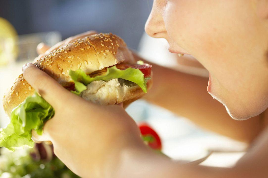 """Bei """"Rund ums Essen: Fast Food"""" dreht sich alles um Burger und Pommes frittes ... - Bildquelle: Courtesy photos.com"""