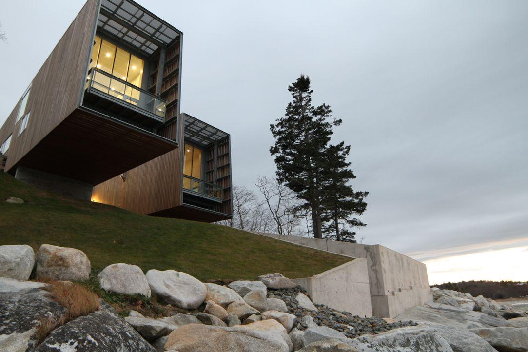 Zu den heutigen spektakulären Häusern weltweit gehören eine Unterkunft in Ka... - Bildquelle: 2013, HGTV/ Scripps Networks, LLC. All Rights Reserved.