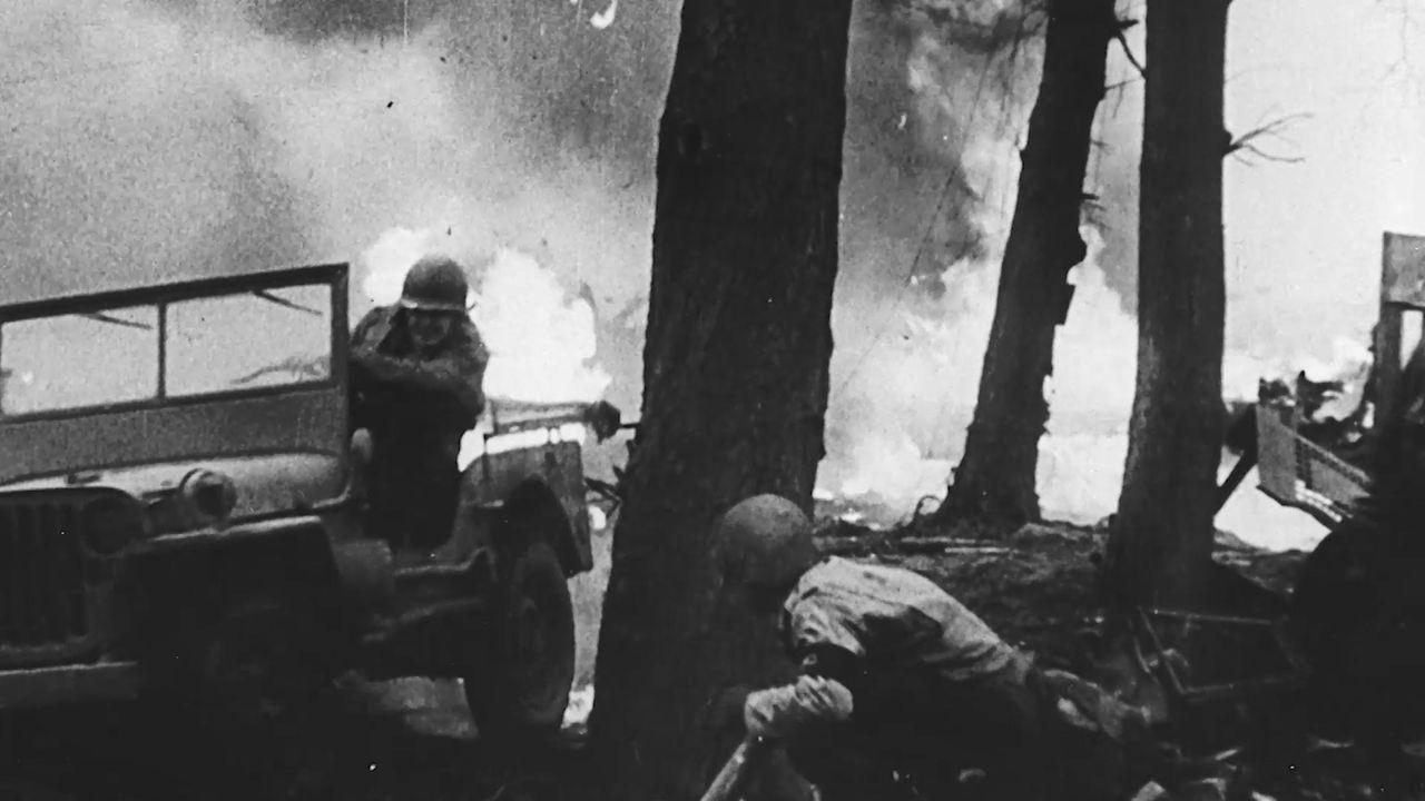 Die Ardennenoffensive - Bildquelle: Impossible Factual / NARA