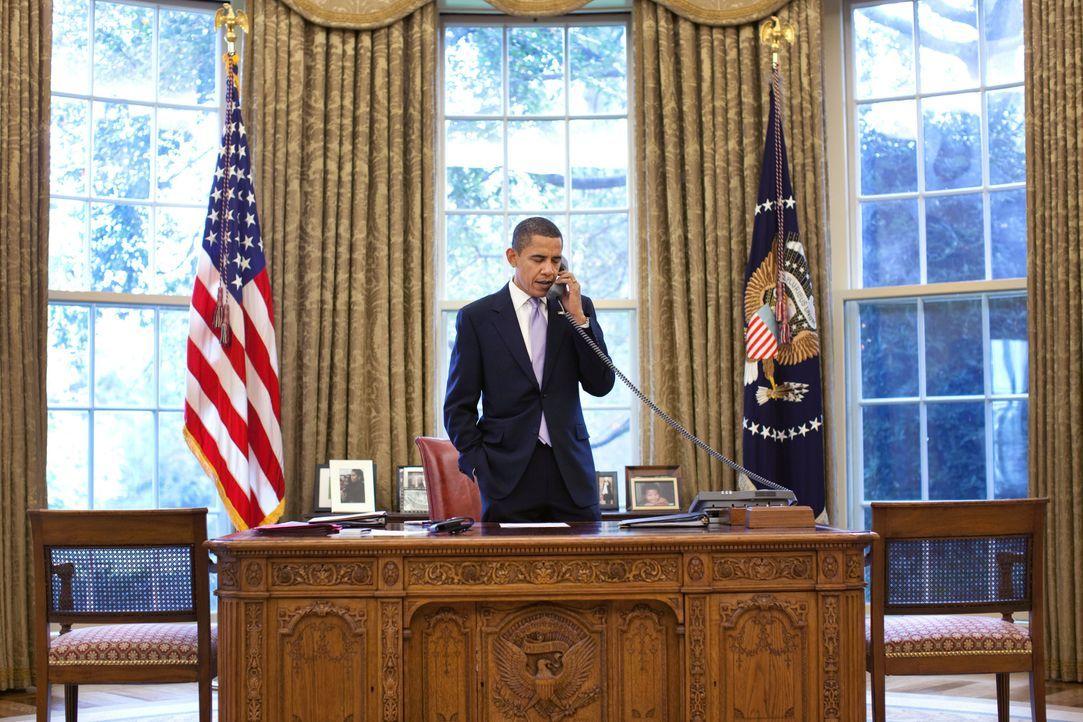 Barack Obama - Bildquelle: Pete Souza The White House / Pete Souza