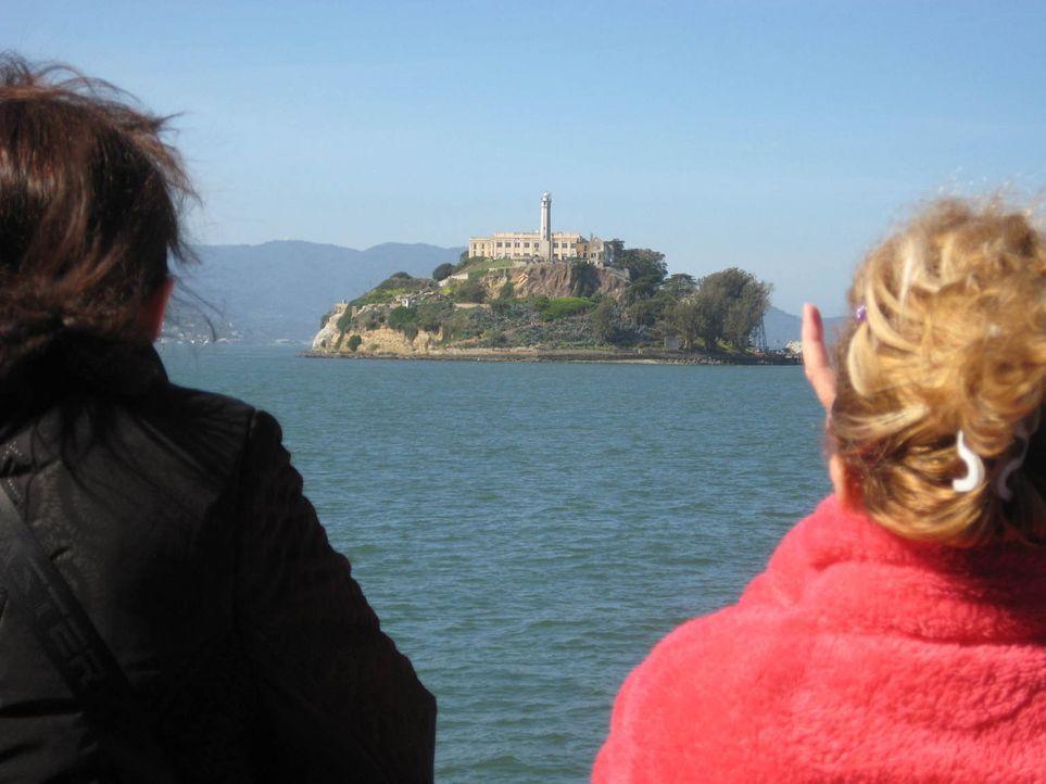 Im Jahre 1934 wurde Alcatraz als Gefängnis eröffnet. Bis zu seiner Schließung 1963 wurden hier die gefährlichsten und berühmtesten Kriminellen einge... - Bildquelle: Indigo Films/ DCL