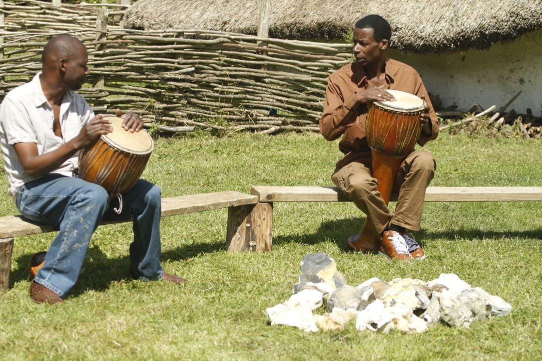 Der Historiker Tudor Parfitt glaubt, einen verlorenen Stamm Israels gefunden zu haben. Aber ist der Stamm den er in Simbabwe ausfindig gemacht hat w... - Bildquelle: WMR