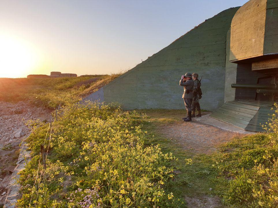 Eine verborgene und in Vergessenheit geratene Festung in der Normandie weckt... - Bildquelle: Licensed by DCD Rights Ltd.