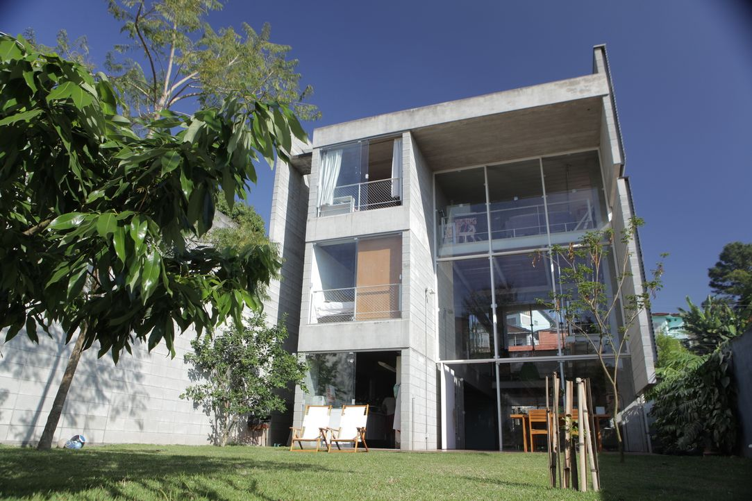 """Vogelnest Villa und """"Beach Fun"""" Haus - Bildquelle: 2012, HGTV/Scripps Networks, LLC. All Rights Reserved"""