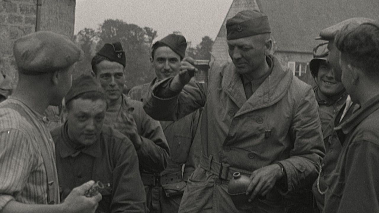 Die 1944 in der Normandie gelandeten alliierten Soldaten weckten bei den Franzosen Hoffnung auf ein Ende der Nazi-Herrschaft. Deshalb feierte man si... - Bildquelle: Vivendi Content and Lets Pix Productions