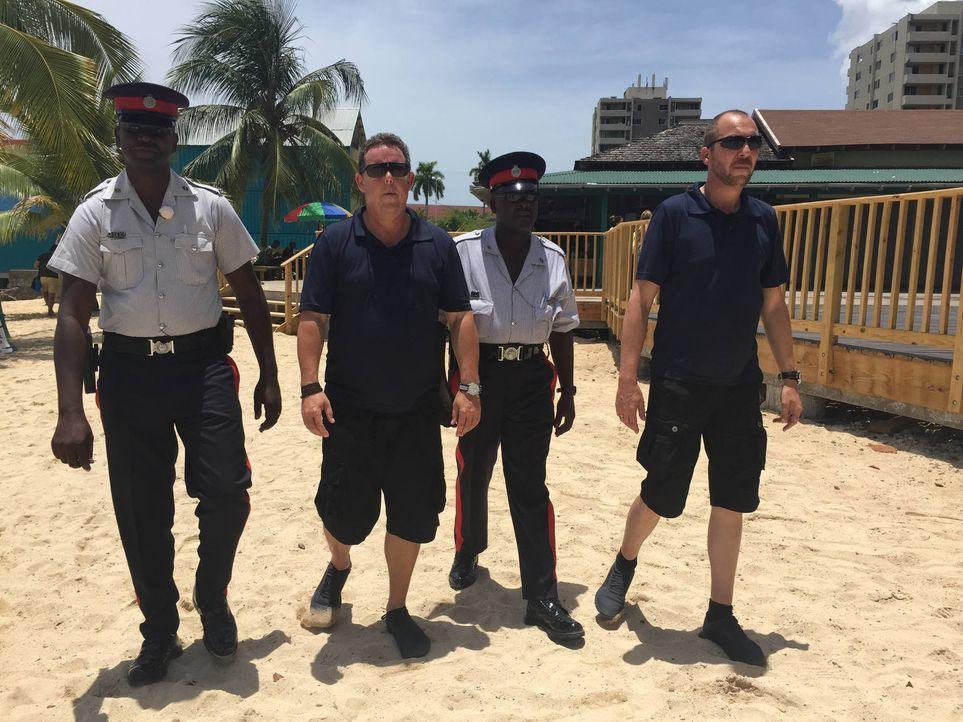 Wer einmal hinter die Kulissen des Urlaubsparadieses Jamaika blickt, muss schnell feststellen, dass die Kriminalität überhaupt nicht zu dem Bild pas... - Bildquelle: kabel eins