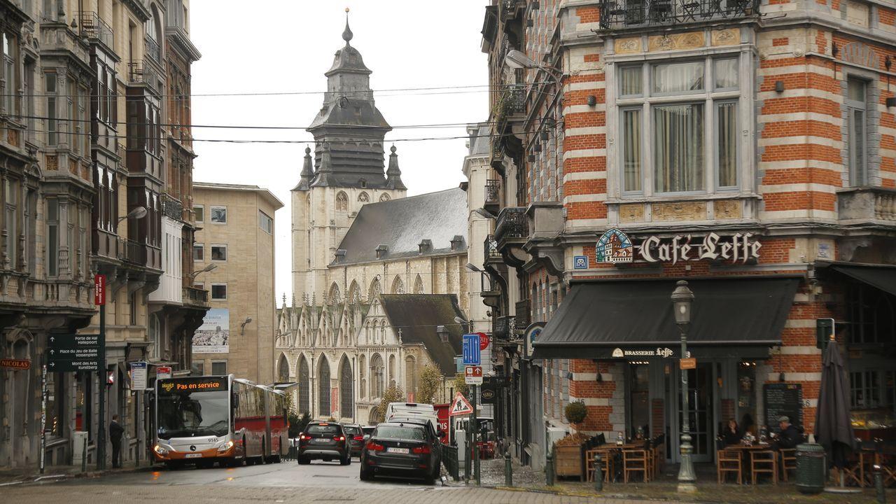 Brüssel hat viel zu bieten! Andrew Zimmern erkundet die Hauptstadt Belgiens ... - Bildquelle: 2016,The Travel Channel, L.L.C. All Rights Reserved