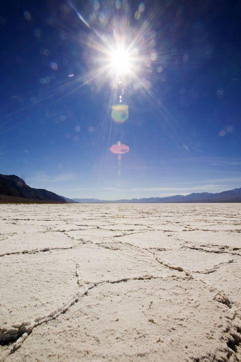 """""""Moderne Wunder"""" zeigt, mit welchen Verfahren man Salz gewinnt und wie vielseitig die Substanz verwendet wird. - Bildquelle: Jupiter Images--Royalty Free"""
