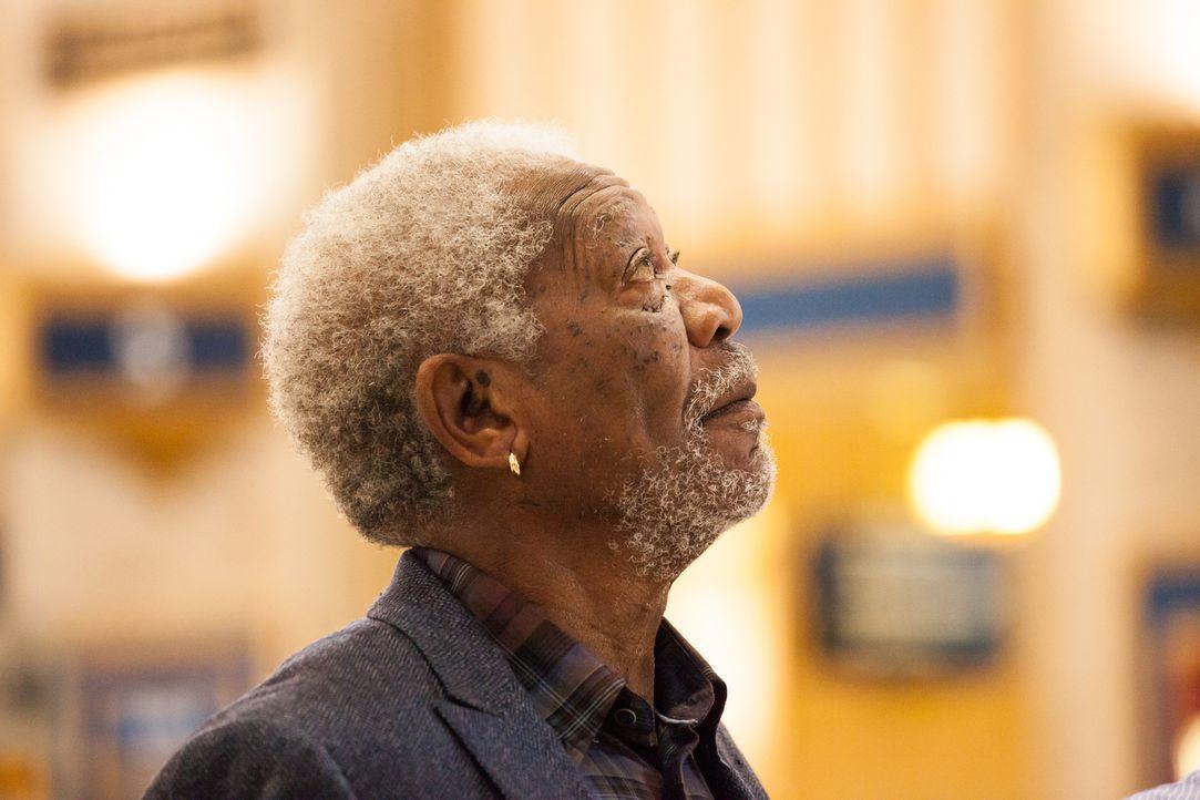 Die Geschichte Gottes: Hollywood-Legende Morgan Freeman reist zu den großen heiligen Stätten unserer Erde - von Jerusalems Felsendom über die Pyrami... - Bildquelle: 2016 NGC Network US, LLC and NGC Network International, LLC All Rights Reserved