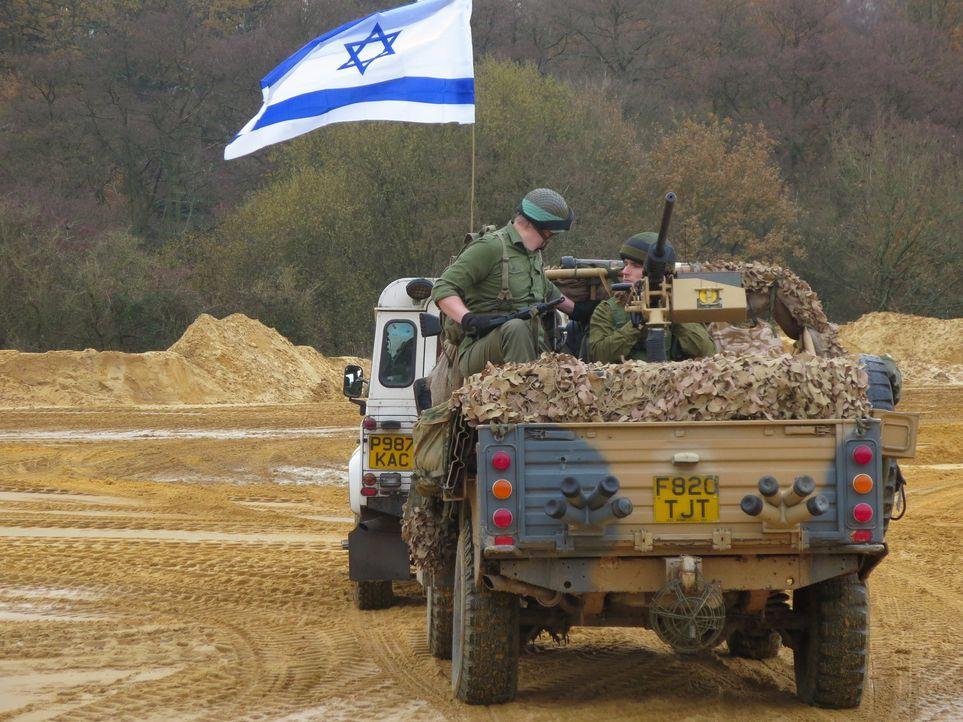 Im Jahr 1988 bekommt die israelische Sondereinsatztruppe den Auftrag, einen ... - Bildquelle: WMR