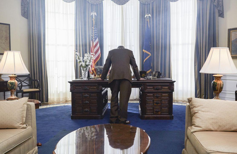 Franklin D. Roosevelt war über zwölf Jahre Präsident der USA, als er im April 1945 plötzlich verstarb. Harry S. Truman war erst seit wenigen Monaten... - Bildquelle: 2015 Cable News Network, Inc. A TimeWarner Company. All rights reserved