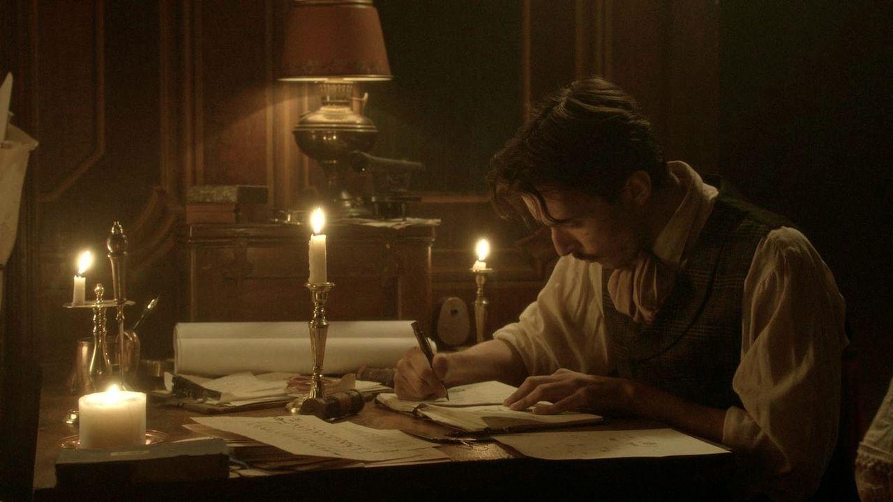Physiker und Elektroingenieur Nikola Tesla (Bild) ist einer der genialsten Erfinder aller Zeiten, doch immer wieder ließ er sich um die Früchte sein... - Bildquelle: NAT GEO