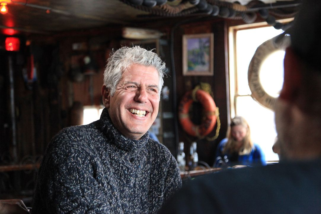 Geht auf kulinarische Entdeckungstour nach Massachusetts: Anthony Bourdain ... - Bildquelle: 2014 Cable News Network, Inc. A TimeWarner Company All rights reserved