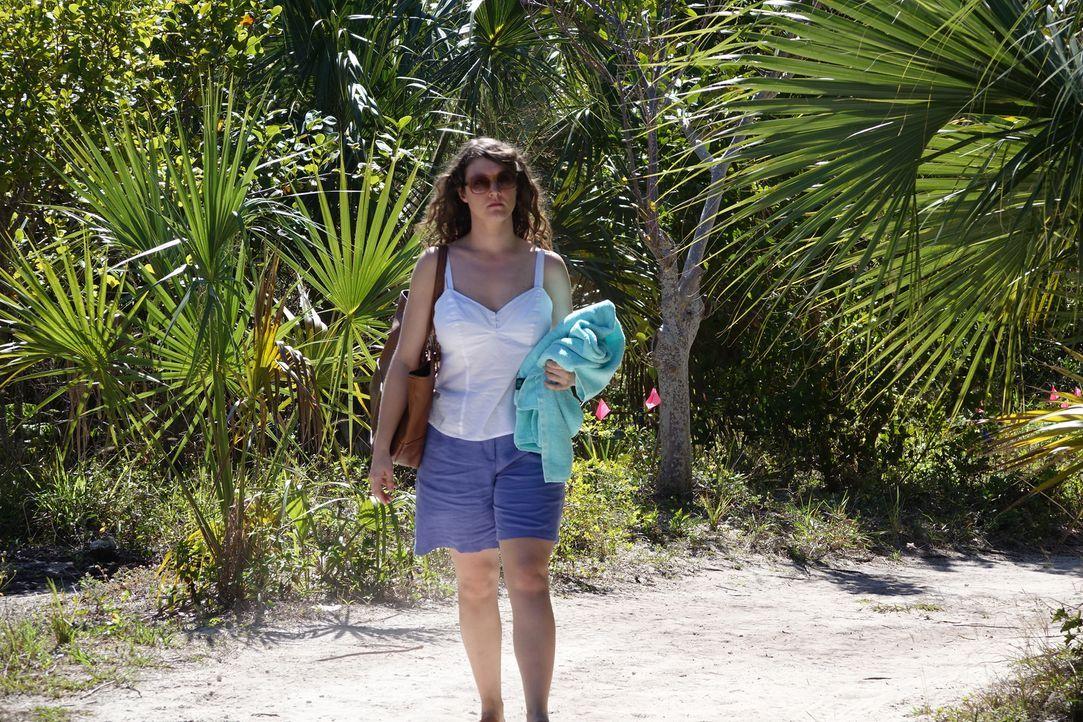 Ist die 32-jährige Lori Fogleman Opfer eines Killers geworden oder ist sie lediglich auf den Bahamas untergetaucht? - Bildquelle: Alvaro Acosta Cineflix 2014