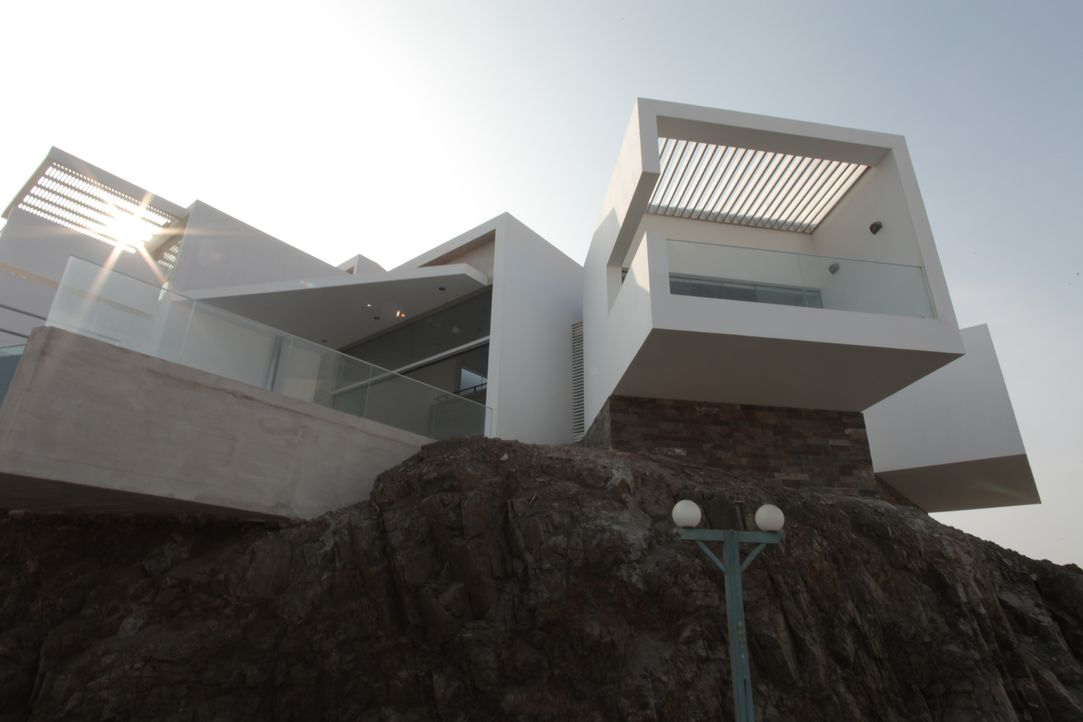 Cliffhanger-Haus und Passivhaus - Bildquelle: 2012, HGTV/Scripps Networks, LLC. All Rights Reserved