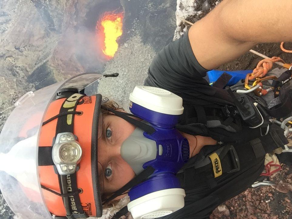 Wirbelsturm auf dem Vulkan - Bildquelle: Back2Back Productions