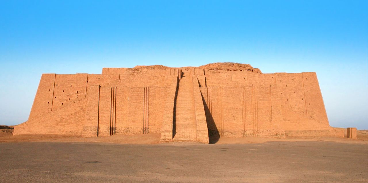 Das Volk der Sumerer im antiken Mesopotamien war seiner Zeit voraus: Es verf... - Bildquelle: A&E Television Networks
