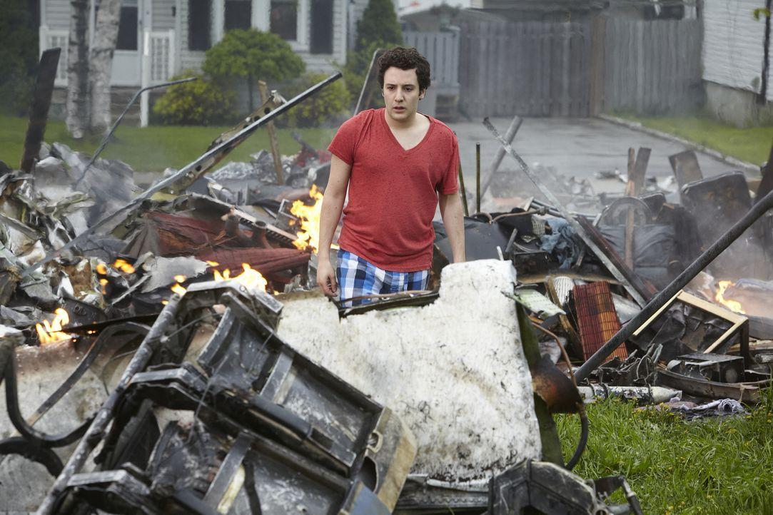 Jason Shorr (Alessandro Costantini) - Bildquelle: Ian Watson Cineflix 2013/Ian Watson