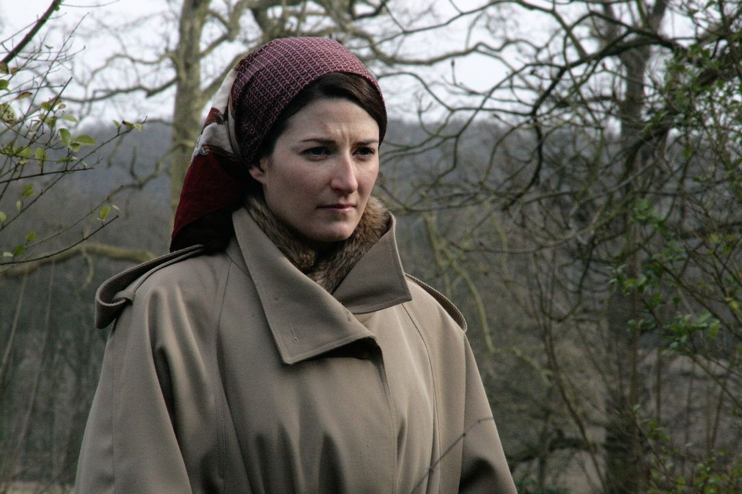 Die schöne Spionin Skarbek: Eine junge Frau widmet ihr Leben dem Kampf gegen die Nazis ... - Bildquelle: 2013 Sky Vision. ALL RIGHTS RESERVED.