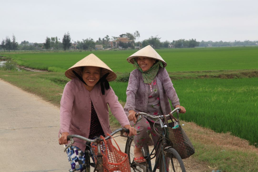 Auf seiner kulinarischen Reise um den Globus erkundet Anthony Bourdain Zentral-Vietnam - Bildquelle: 2014 Cable News Network, Inc. A TimeWarner Company All rights reserved