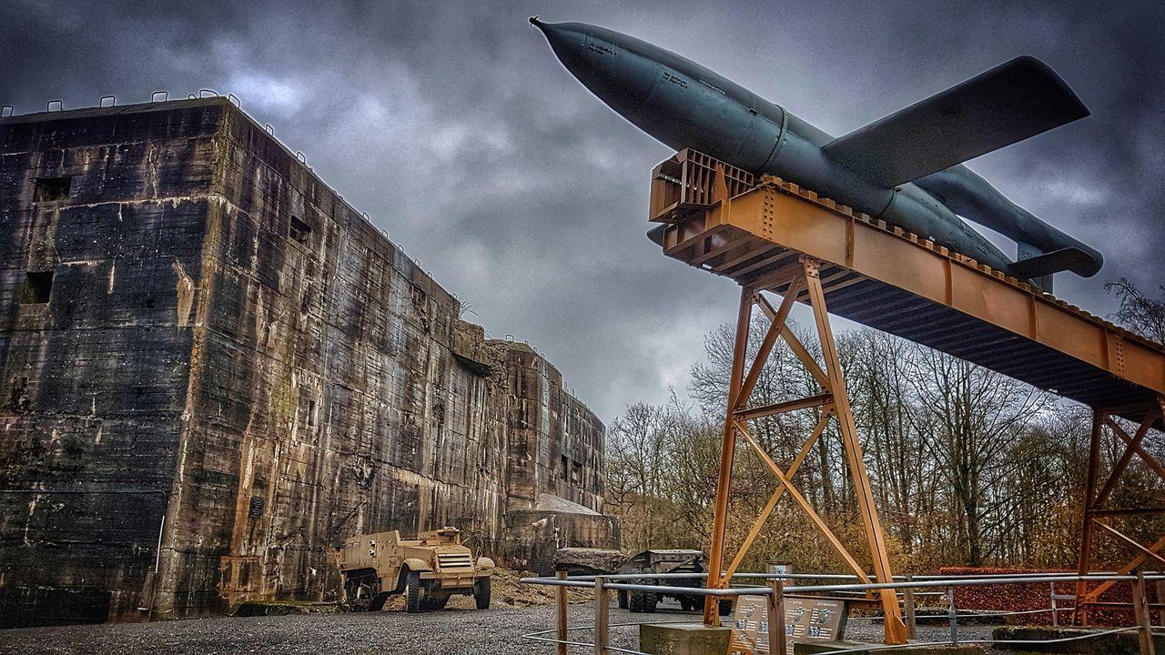 Im Jahre 1943 beginnt das deutsche Heereswaffenamt mit dem Bau einer Anlage ... - Bildquelle: Licensed by DCD Rights Ltd.