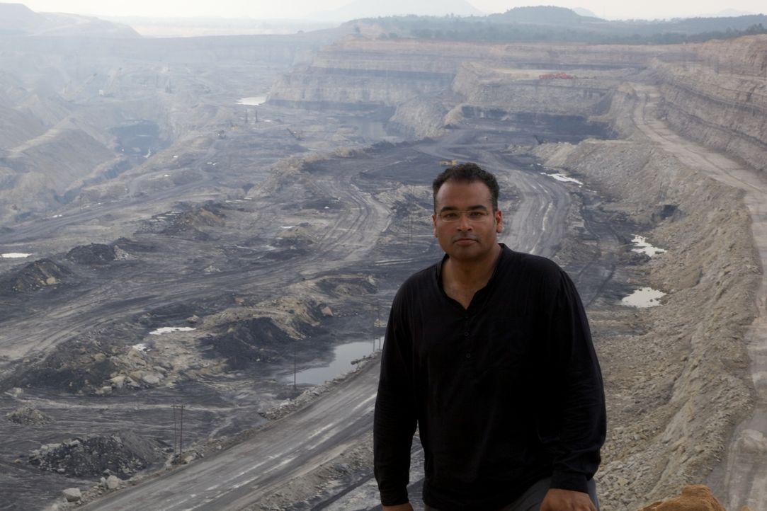 Während sich die westliche Welt langsam von Kohle-Kraftwerken verabschiedet, ist Kohle in Indien der günstigste und einfachste Weg zu Strom und Ener... - Bildquelle: Quicksilver Media
