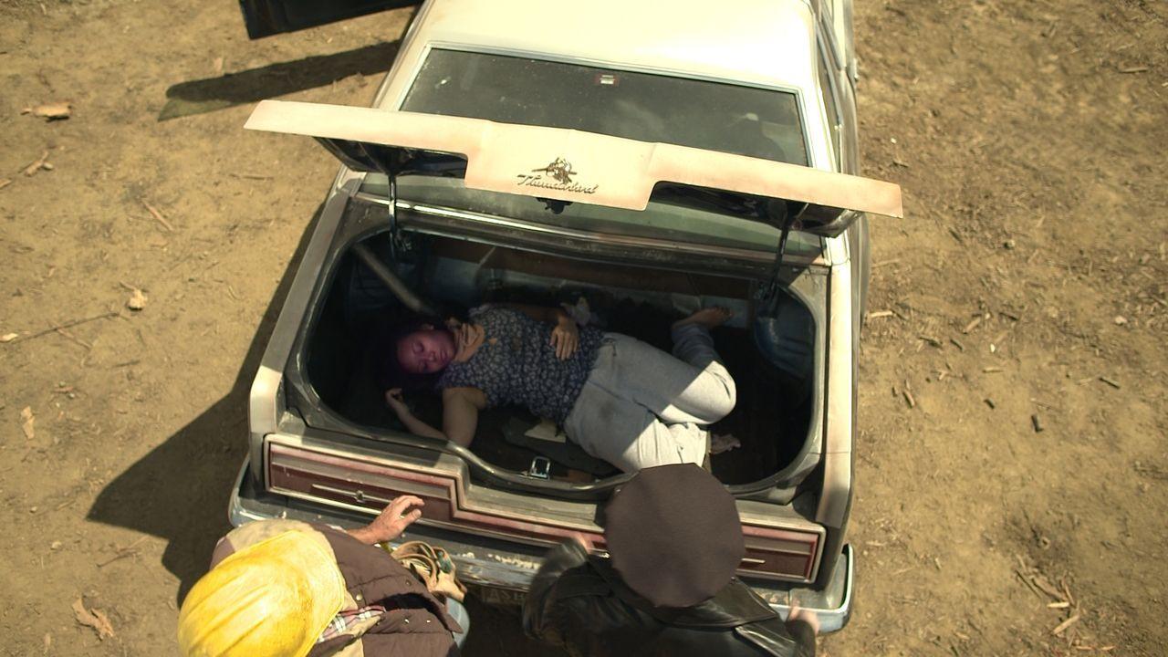 Im Frühling des Jahres 1985 findet die Polizei die erwürgte Lourdes Riddle im Kofferraum ihres Autos. Die Ermittler entdecken bei ihren Nachforschun... - Bildquelle: Jupiter Entertainment
