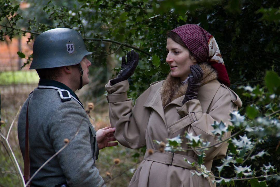"""Die schöne Spionin Skarbek gehört zu den """"unbekannten Helden"""": Im Zweiten Weltkrieg kämpfte sie u.a. als erste weibliche Agentin des Secret Intellig... - Bildquelle: 2013 Sky Vision. ALL RIGHTS RESERVED."""