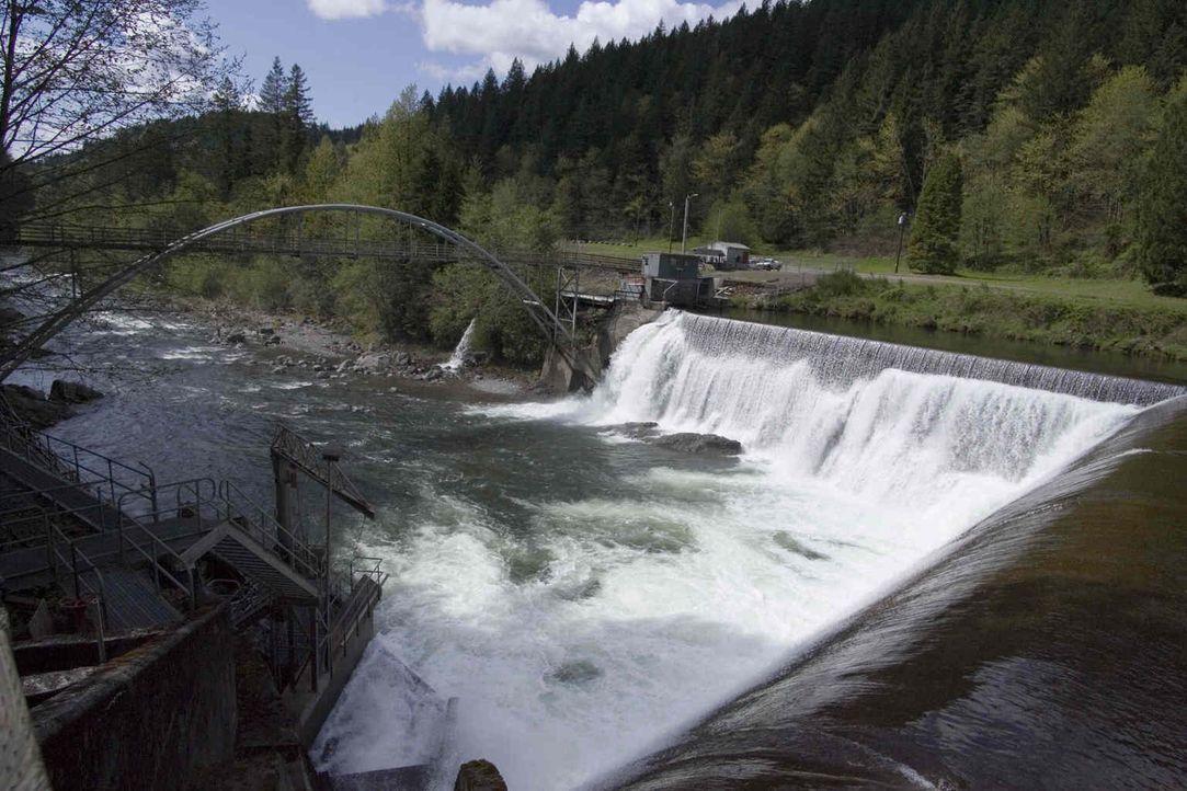 Staudämme - gemacht, um gigantische Mengen Wasser zu bändigen und unvorstellbaren Kräften standzuhalten. Doch was geschieht, wenn ein solcher Bau de... - Bildquelle: NGT