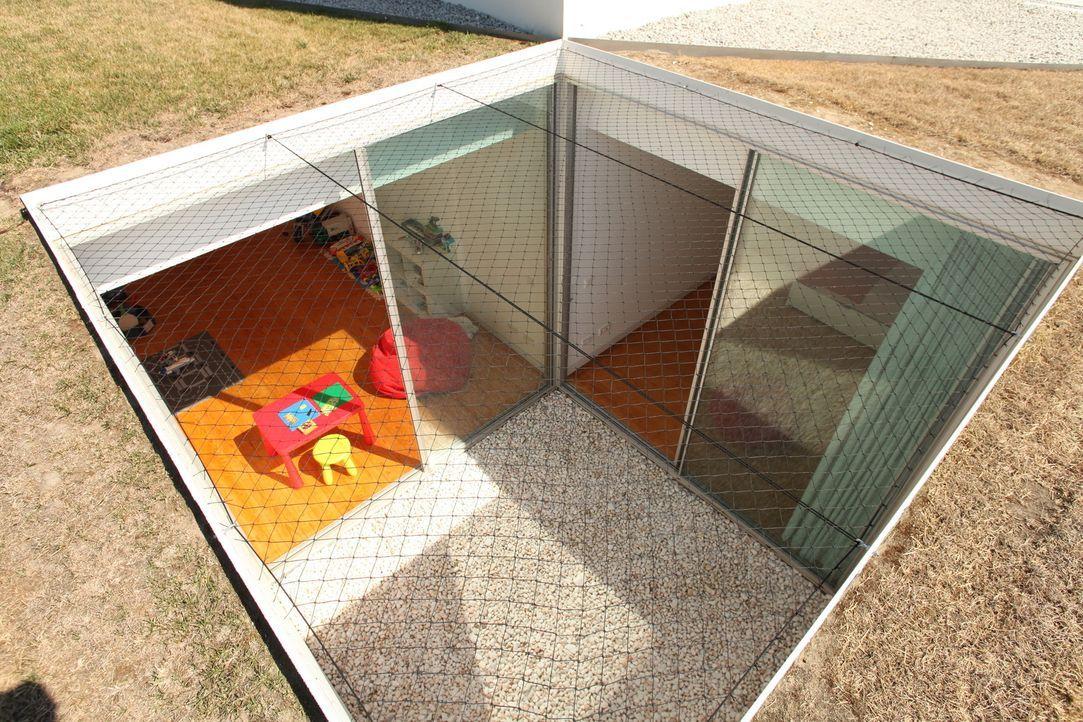 In Österreich findet man eine futuristische mobile Behausung. Als Inspiratio... - Bildquelle: 2012, HGTV/Scripps Networks, LLC. All Rights Reserved