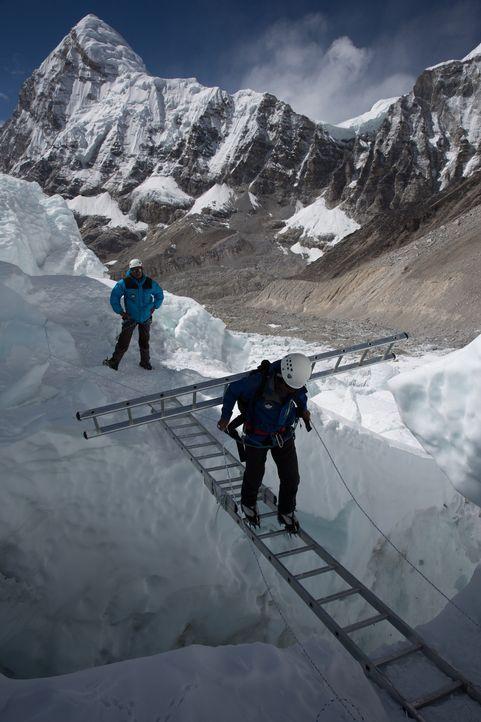 """Der Mount Everest, auch das """"Dach der Welt"""" genannt, die Bucht der Walhaie und der Kilimanjaro, der größte freistehende Berg der Erde - sie alle wur... - Bildquelle: 2015 BBC"""