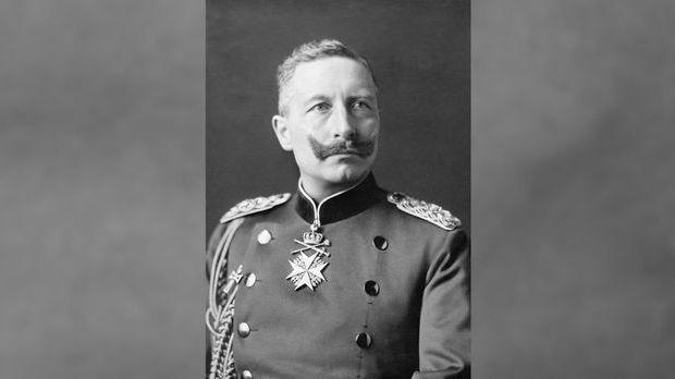 Kaiser von Deutschland Wilhelm II