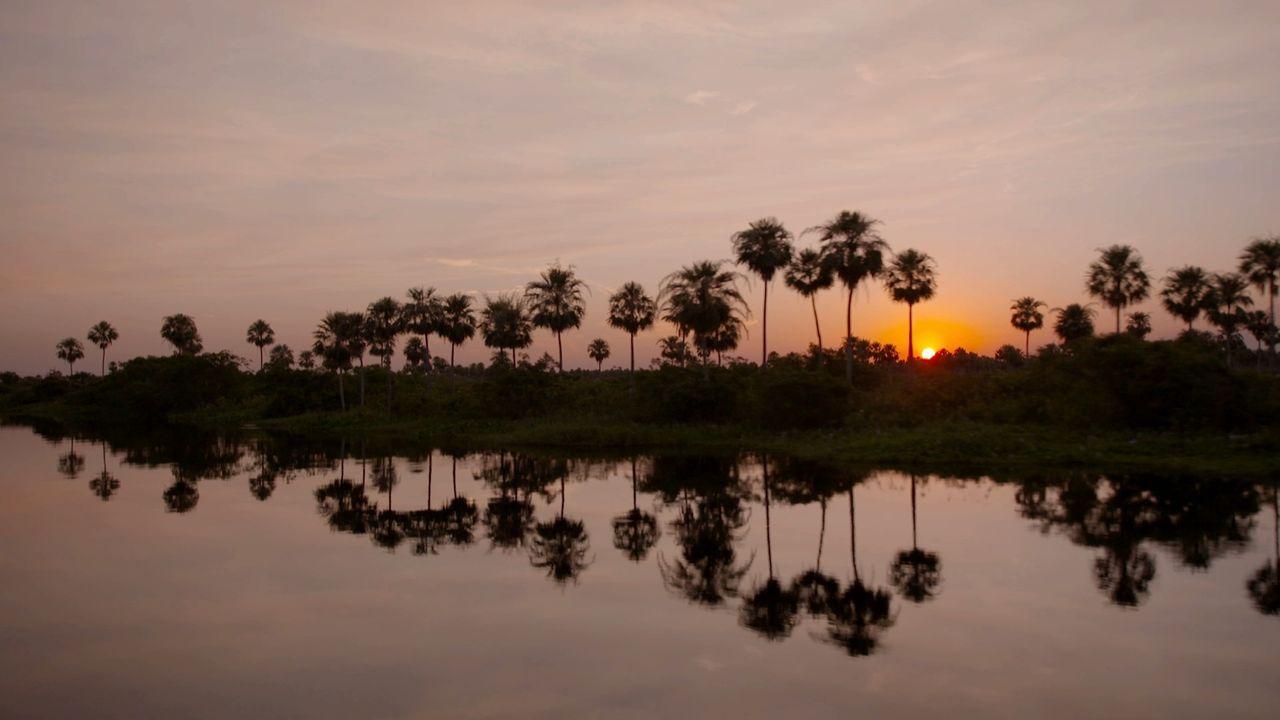 Paraguay ist das am wenigsten besuchte Land Südamerikas und auch für Reisejournalist Tom Waes gänzlich unbekanntes Terrain. Also genau das richtige... - Bildquelle: 2013 deMENSEN