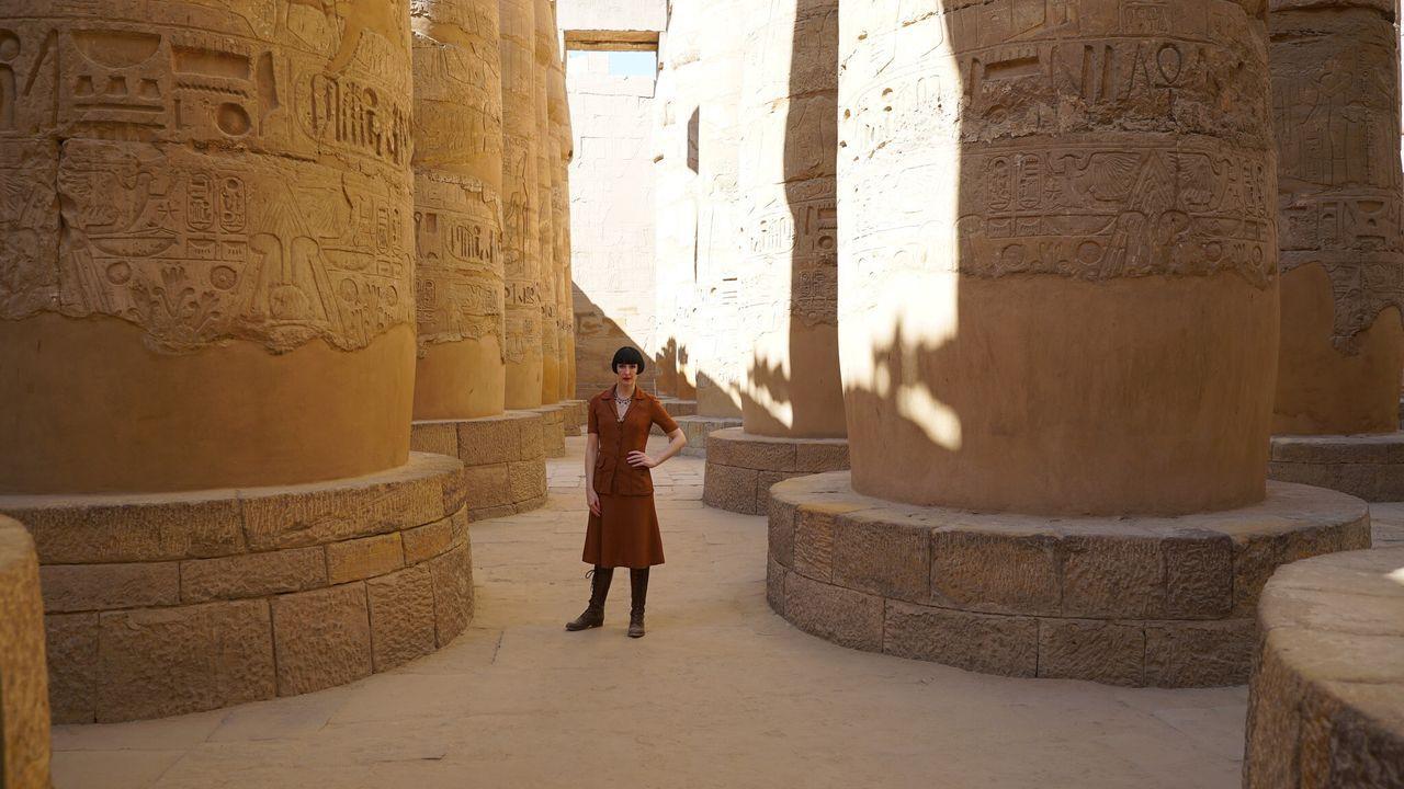 Der geheimnisvolle Pharao - Bildquelle: Blink Films