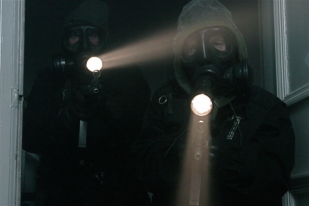 """Wie gefährlich war der Einsatz der SAS in der iranischen Botschaft in London damals wirklich? """"Spezialeinheiten im Einsatz"""" blickt hinter die Kuliss... - Bildquelle: James Leigh 2008 DANGEROUS FILMS"""
