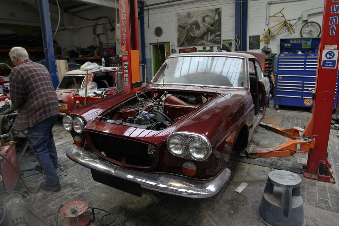 Lancia wie nagelneu - Bildquelle: Renegade Pictures