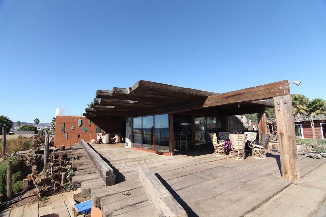 Japanische Architekten kreierten ein Haus in Form einer Treppe. Eine stattli... - Bildquelle: 2012, HGTV/Scripps Networks, LLC. All Rights Reserved