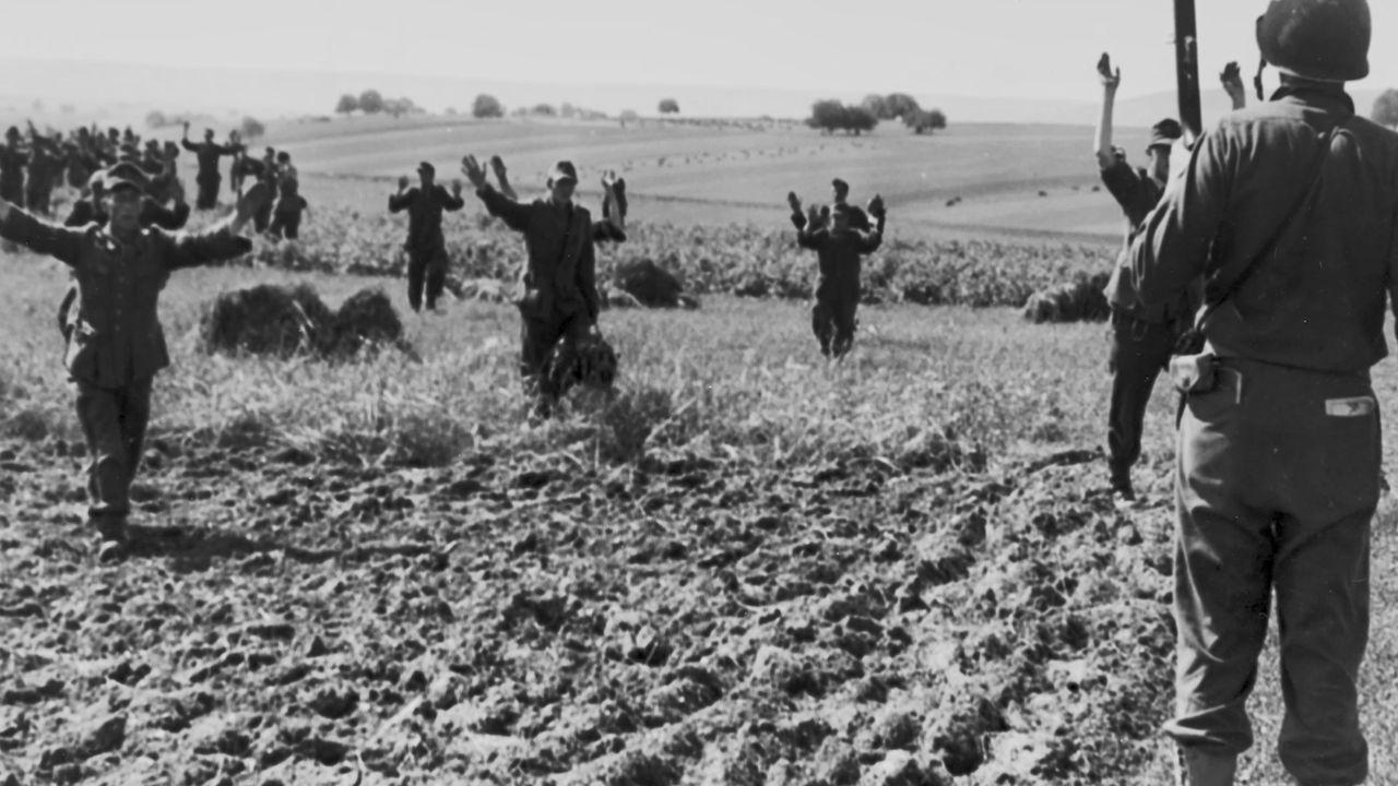 Die Alliierten stecken in der Normandie fest. Der einzige Weg, um voranzukom... - Bildquelle: Impossible Factual / Library of Congress