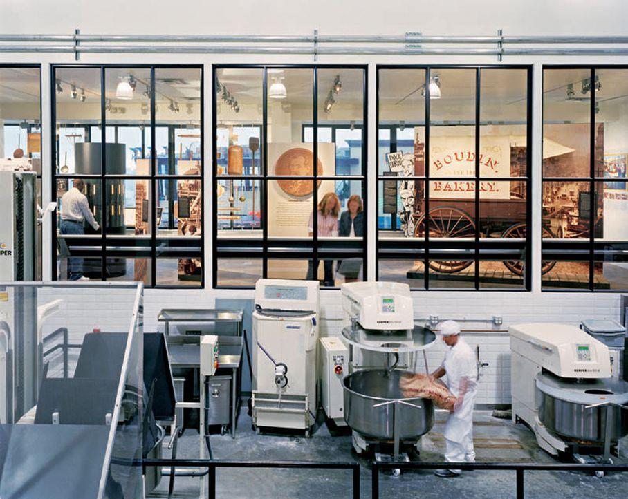 """""""Moderne Wunder"""" begibt sich auf die Spuren von Brot ... - Bildquelle: Boudin Bakery"""