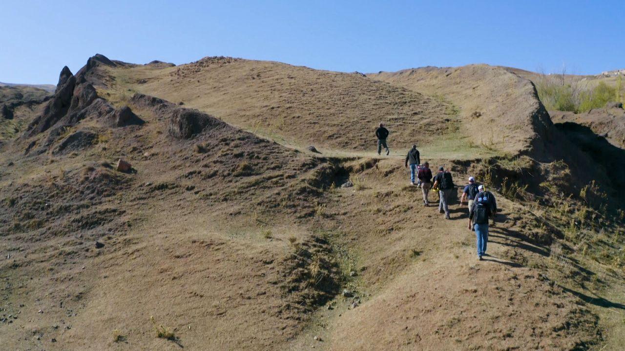 Im armenischen Hochland liegt eine besondere Felsformation in Form eines Sch... - Bildquelle: Like A Shot Entertainment Ltd.