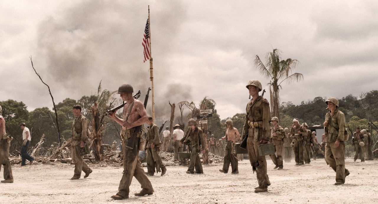 Der Kampf um Peleliu ist beendet. Mit einem stolzen Preis: tausende Tote auf beiden Seiten ... - Bildquelle: Home Box Office Inc. All Rights Reserved.