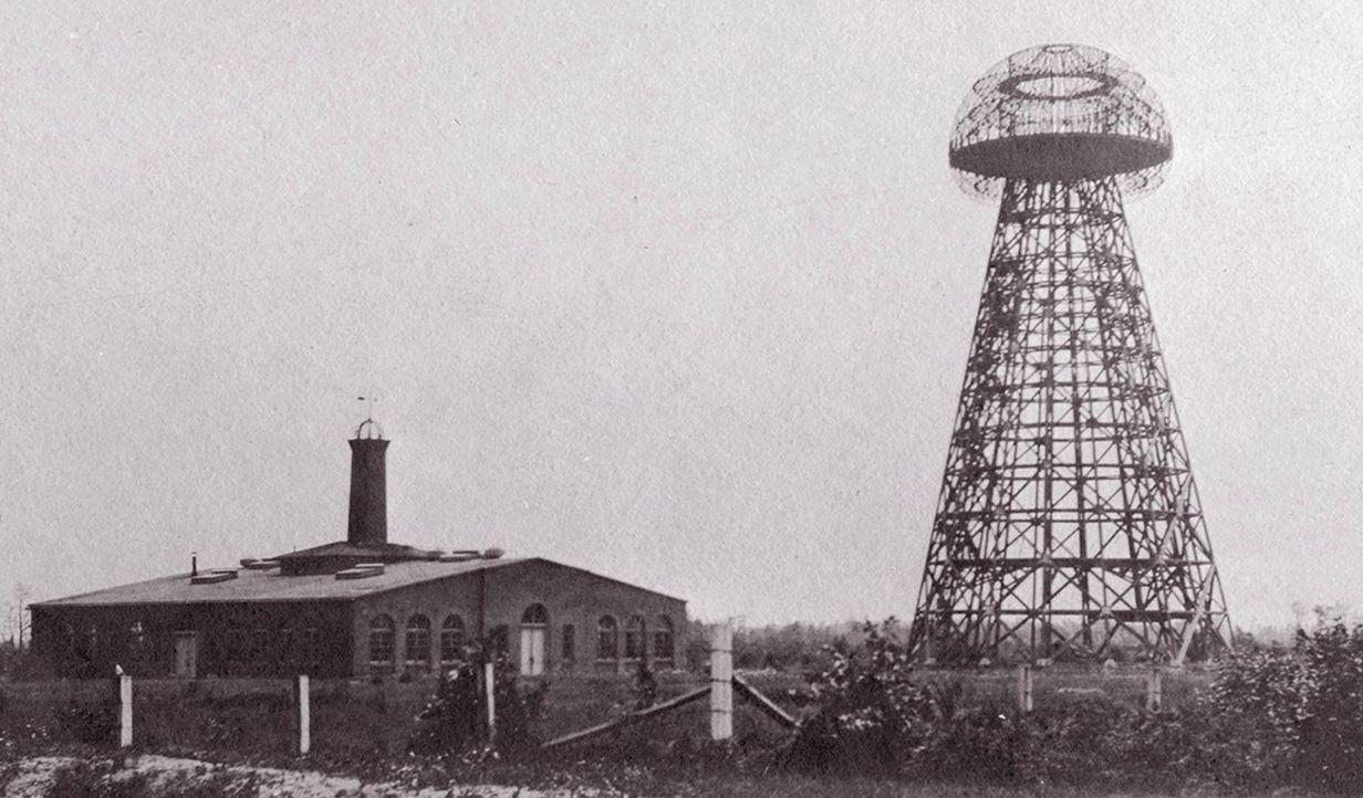 Nikola Teslas Vision für die weltweite drahtlose Stromversorgung wurde durchkreuzt, als der Finanzier J.P. Morgan es ablehnte, das Projekt weiterzuf... - Bildquelle: Marc Seifer Archives