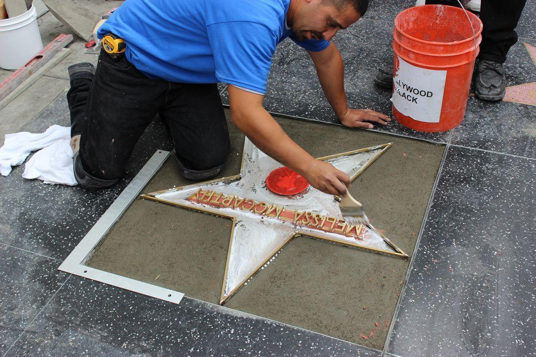 """Wie bekommt man eigentlich seinen eigenen Stern auf dem """"Walk of Fame""""? Der berühmte Hollywood Boulevard in L.A. ist der Geburtsort Amerikas Filmind... - Bildquelle: Indigo Films/ DCL"""