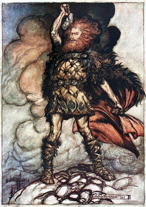 Die Götter der Wikinger - Bildquelle: A&E Television Networks