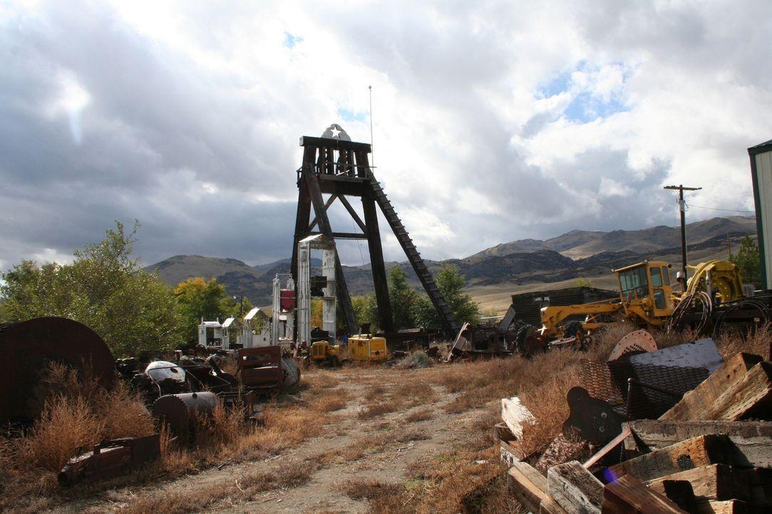 Stillgelegte Mine: Einige von ihnen werden aufwendig saniert, um sie anderweitig nutzen zu können. Andere Minen werden für Reperaturarbeiten genutzt... - Bildquelle: PMF/Klaire Markham