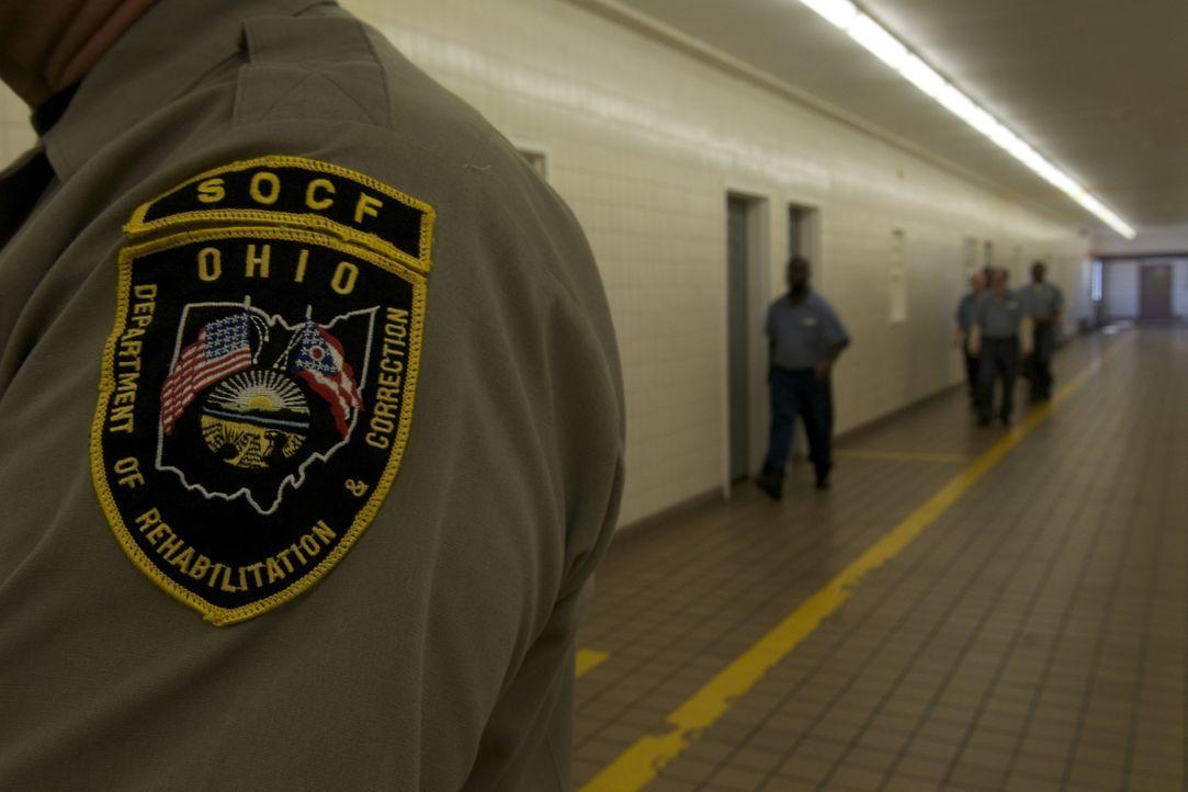 Die Wärter haben auch in der Southern Oho Correctional Einrichtung alle Hände voll zu tun ... - Bildquelle: Larry Engel 2010 NGC Network US, LLC All Rights Reserved