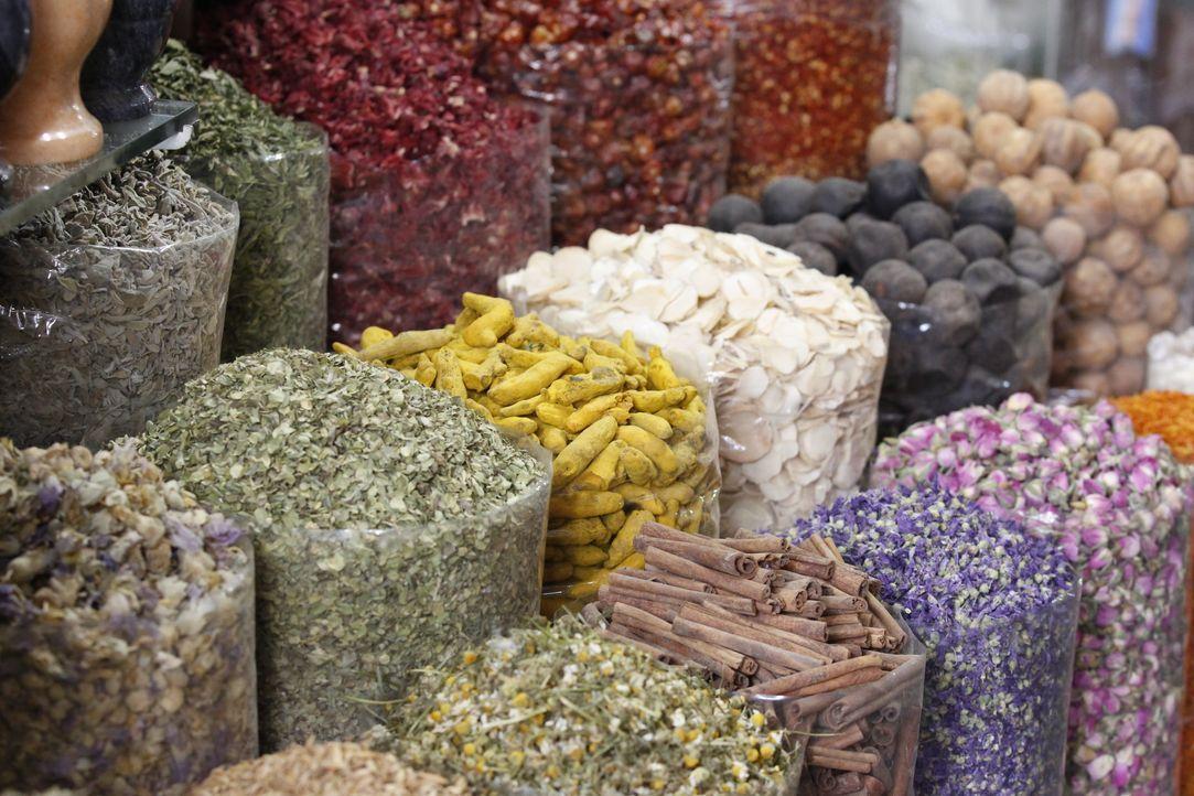 Dubai - orientalische Köstlichkeiten - Bildquelle: 2016, The Travel Channel, L.L.C. All Rights Reserved