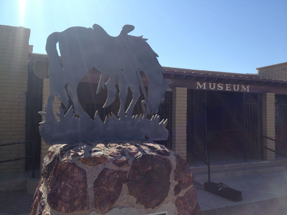 Die Museen der USA beherbergen Schätze der Vergangenheit. Don Wildman geht dort Geheimnissen auf die Spur ... - Bildquelle: 2014, The Travel Channel, L.L.C. All Rights Reserved.