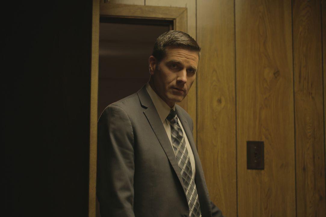 Will den Mörder des 13-jährigen PJ Grant finden: Ermittler Lt. Joe Kenda (Carl Marino) ... - Bildquelle: Jupiter Entertainment